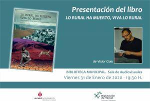 CARTEL Libro Lo Rural ha Muerto web.png