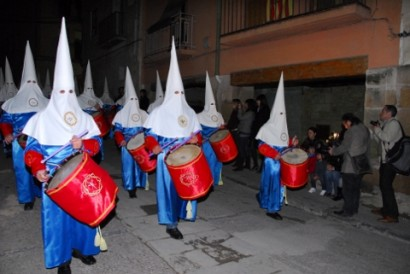 Banda tambores Nazareno